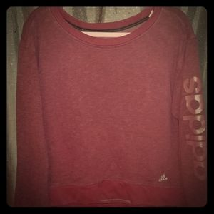 Adidas pullover sweater - size XL